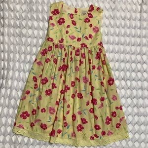 3/$20. Cooper Key Sleeveless Cotton Dress